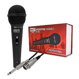 Microfone MXT M-K5 Preto