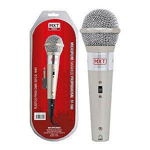 Microfone MXT M-996