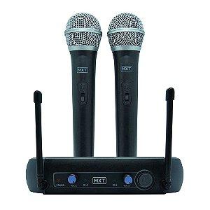 Microfone MXT UHF-202 54.1.117