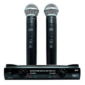 Microfone MXT UHF-302 54.1.120
