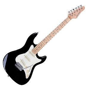 Guitarra Strinberg Strato STS100 Preta