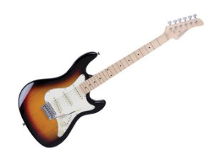 Guitarra Strinberg Strato STS100 Sunburst
