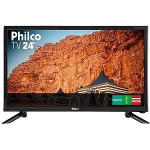 """TV Led Philco 24"""" PTV24N92D"""