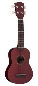 Ukulele Vogga VUK303 Brown Coffee Fosco