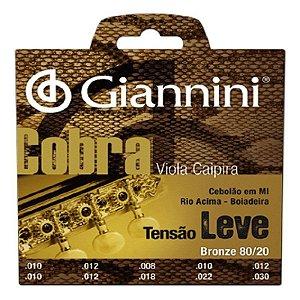 Encordoamento de Viola Giannini CV82L