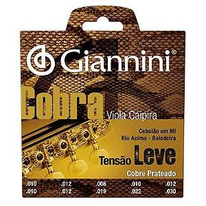 Encordoamento de Viola Giannini GESVL