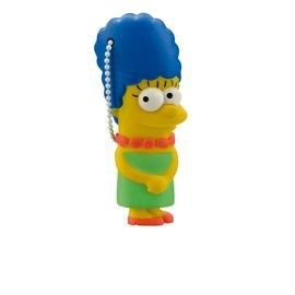"PenDrive Multilaser PD073 8gb Simpsons ""Marge"""