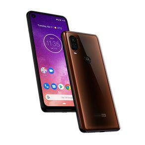 Smartphone Motorola Moto One Vision XT1970 128gb Bronze