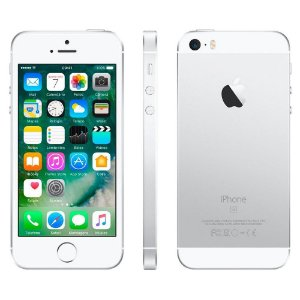 iPhone Se 32gb Prateado