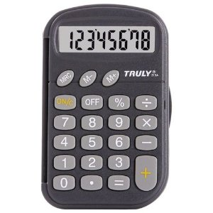 Calculadora Truly 319A-8