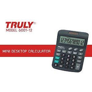 Calculadora Truly 6001-12