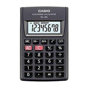 Calculadora Casio Hl4A 8 Dig