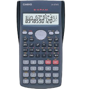 Calculadora Casio Fx-82Ms Cientfica