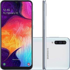 Smartphone Samsung A50 Sm-A505Gt 64Gb Branco