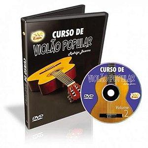 Curso De Violão Popular Vol. 2