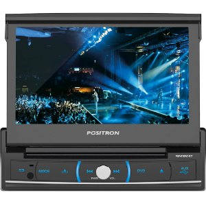Dvd Retratil Positron Sp6320Bt 7''