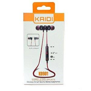 Fone De Ouvido Kd901 Kaidi Bluetooth