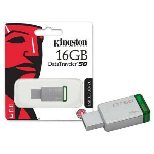 Pen Drive 16Gb Dt50 Kingston