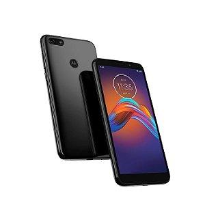 Smartphone Motorola Moto E6 Play Xt2029 32Gb Cinza Metalico