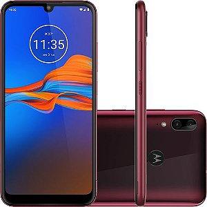 Smartphone Moto E6 Plus Xt2025 32Gb Rubi