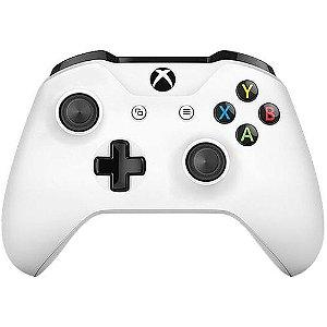 Joystick Microsoft Xbox One Branco