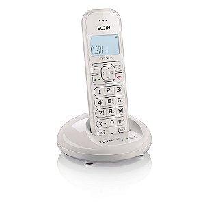 Telefone sem Fio Elgin TSF-7600 com Viva Voz Branco