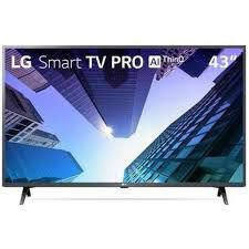 "Smart TV LG 43"" 43LM631COSB"