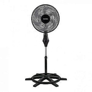 Ventilador de Coluna Ventisol 40cm 6 Pas Premium Preto