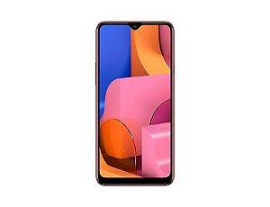 Smartphone Samsung Galaxy A20S SM-A207 32gb Vermelho