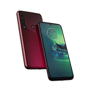 Smartphone Motorola Moto G8 Plus XT2019 64gb Cereja