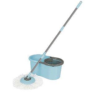 Mop Giratório Limpeza Pratica Mor 008298 13 Litros