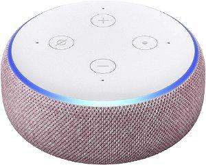 Amazon Echo Dot Alexa Lilas