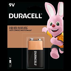 Bateria Duracell 9V Mn-1604 Alcalina