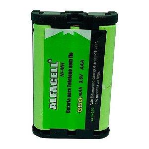 Bateria Telefone sem fio Alfacell Albr65006 650Mah