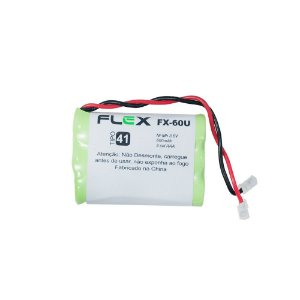 Bateria Telefone sem fio Fx-60U Flex