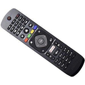 Controle Remoto para Tv Philips Sky-8049