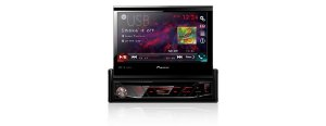 Dvd Pioneer Avh-3180Bt 7'' Retratil