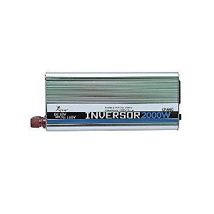 Inversor Kp-550 Knup 2000W 12V/110V