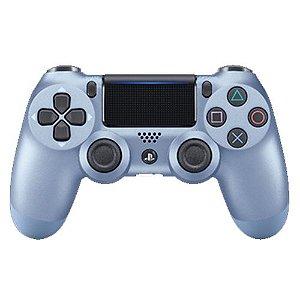 Joystick Sony PS4 CUH-ZCT2U Azul Titanio