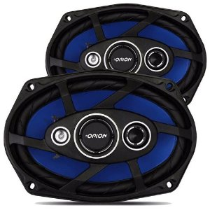 Kit Alto Falante 6X9'' Orion 55W Rms