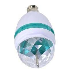 Lampada Led Full Colors Rotating
