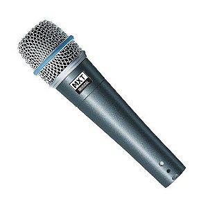 Microfone Mxt Btm-57A  Cabo 4.5Mts
