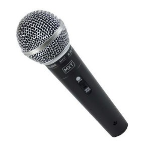 Microfone Mxt M-58 C/Cabo