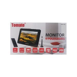 Monitor Mtm-909 Tomate 9''