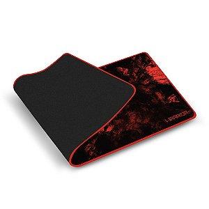 Mouse Pad Gamer Ac301 Warrior Multilaser Vermelho