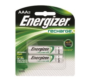 Pilha Energizer Aaa C/2 Recarreg