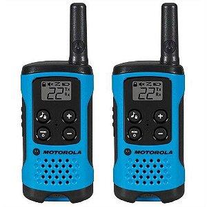 Talk About Motorola T100BR Azul (Par)