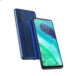 Smartphone Motorola Moto G8 XT2045 64gb Azul Capri