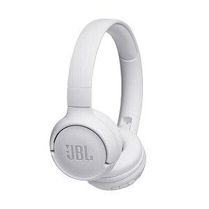 Fone de Ouvido JBL Tune500BTWHT Bluetooth Branco