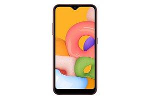 Smartphone Samsung Galaxy A01 SM-A015M 32gb Vermelho